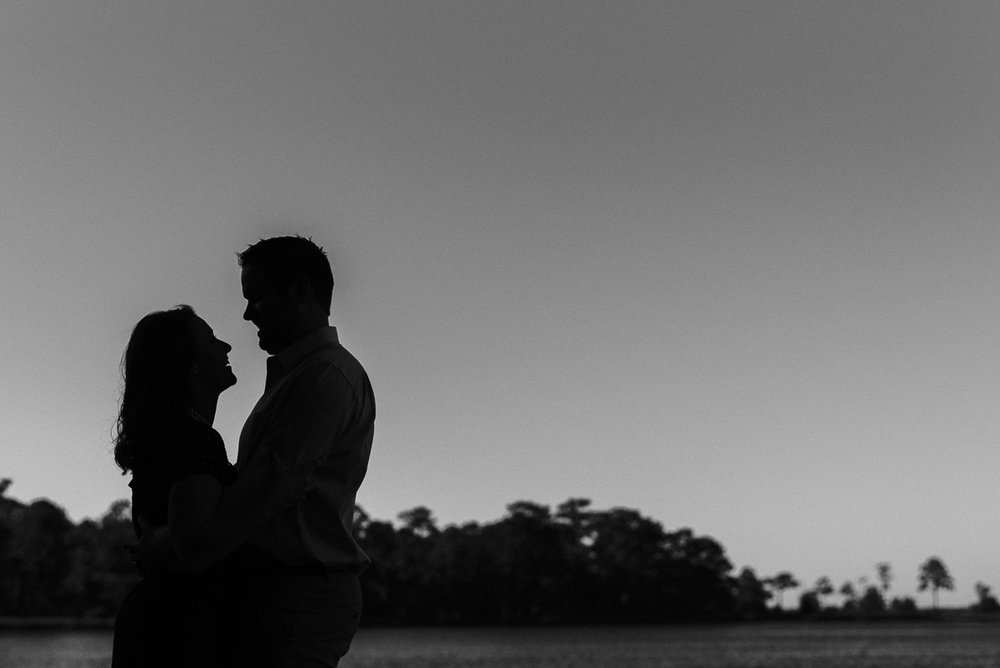 Destiniation Engagement photography at Eden Gardens State Park in Santa Rosa Beach Florida