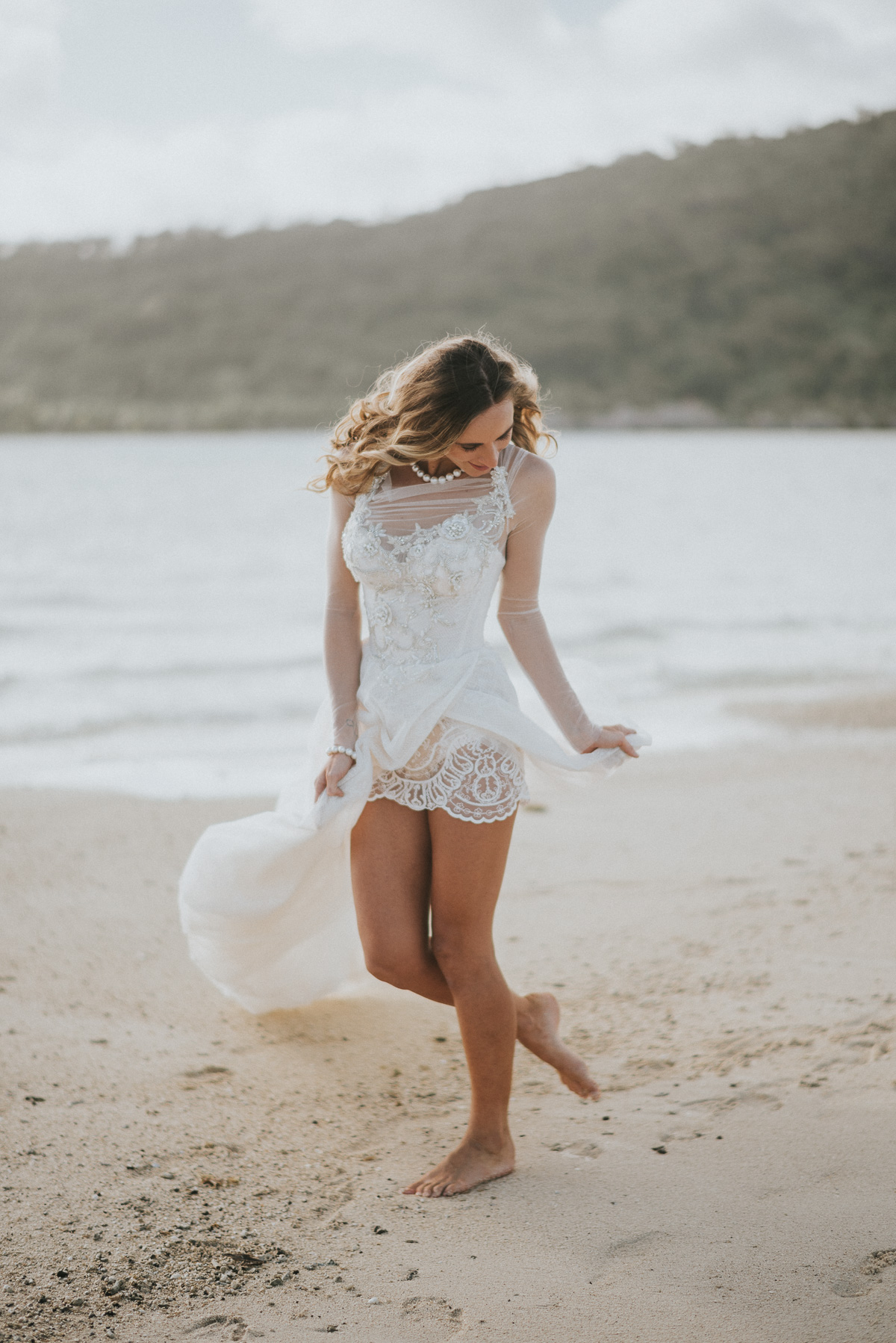 french polynesia destination wedding photographer