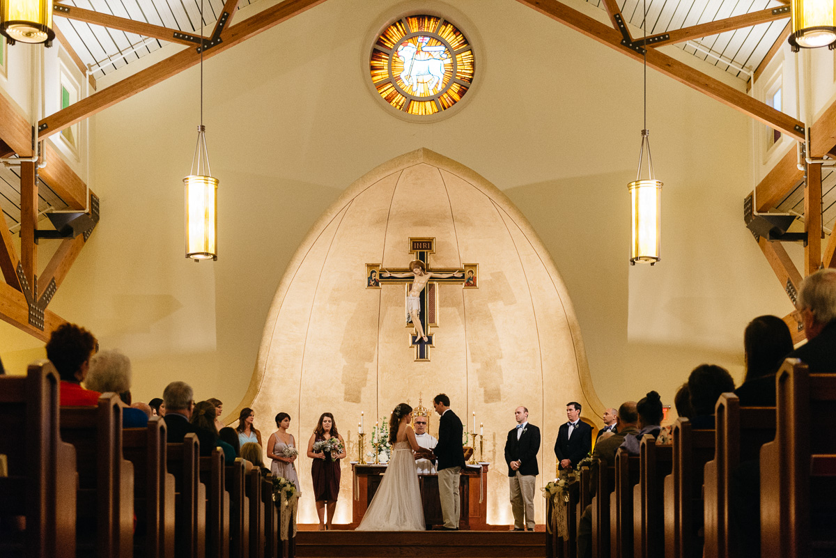 oxford mississippi catholic wedding photography