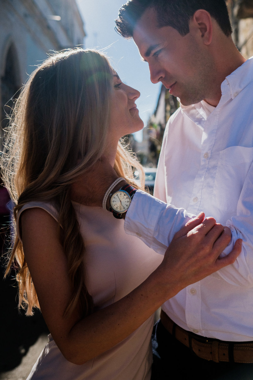 destination engagement photography in old havana, cuba by wedding photographer danny k