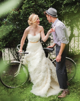 1053    Bicyclette / Old Bike    1