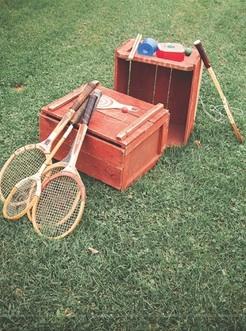 1135    Raquettes / Racquets    8