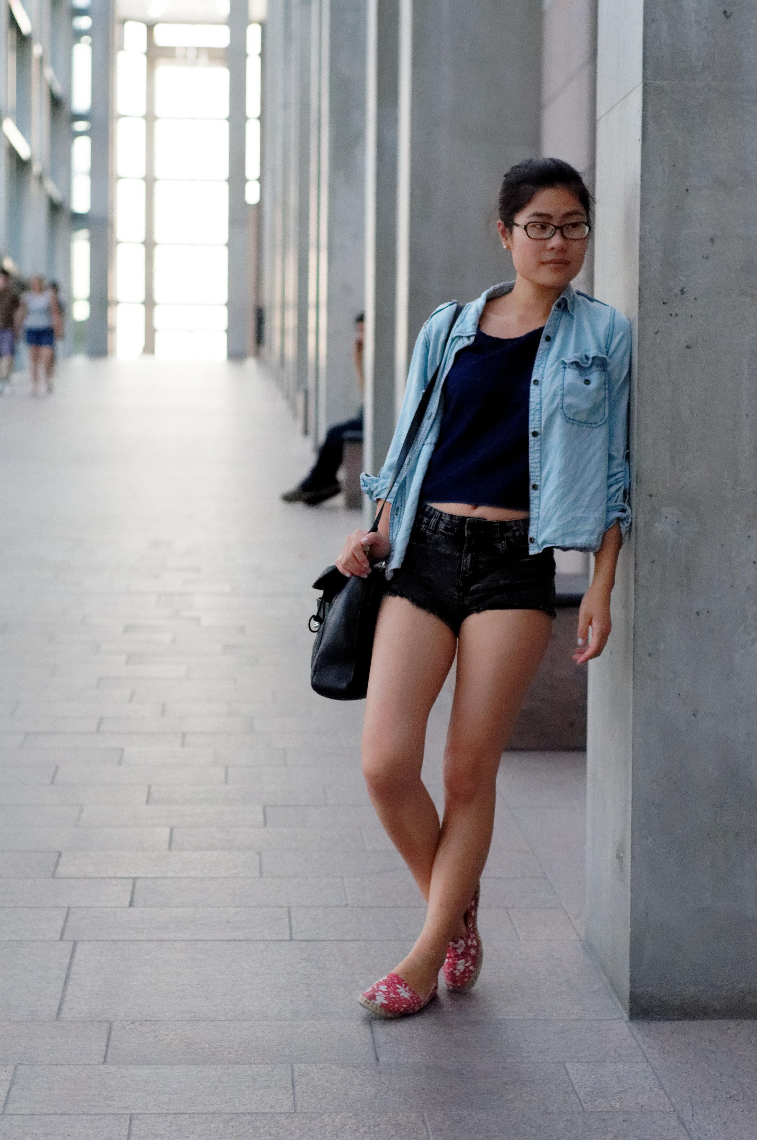 student chic