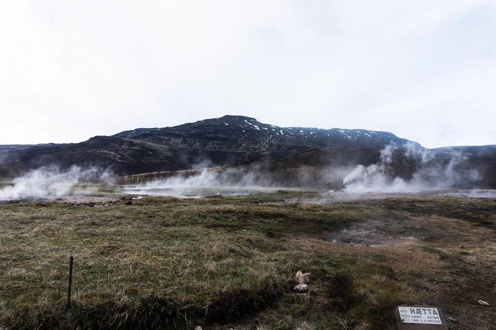 Bubbly Bubbly -Strokkur geyser