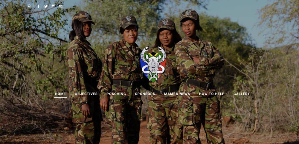 Black MambasBalule Reserve | South Africa - www.blackmambas.org