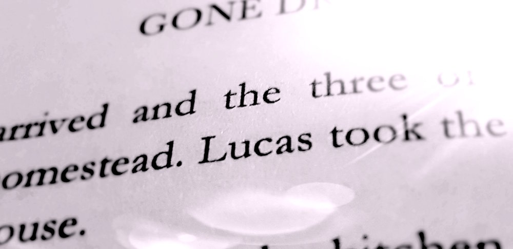 Lucas is Magnus's best friend, but this journey takes them on separate paths...