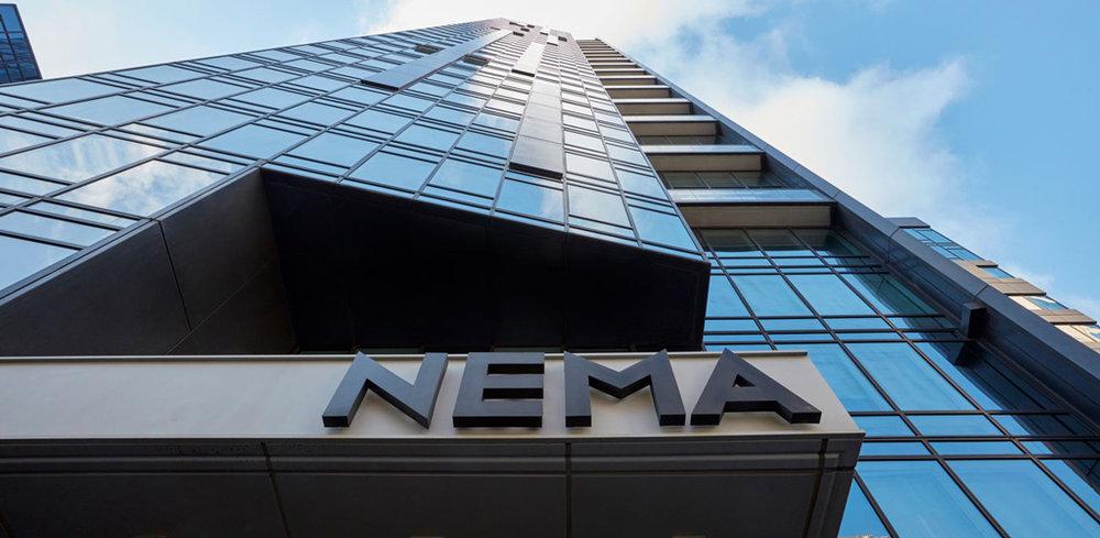 NEMA, Luxury 2.0!