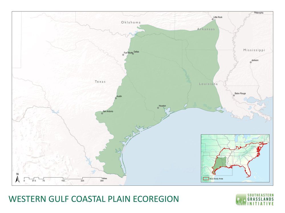 West Gulf Coastal Plain