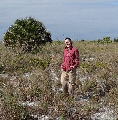 Claire Ciafre B.S. (Botanist)