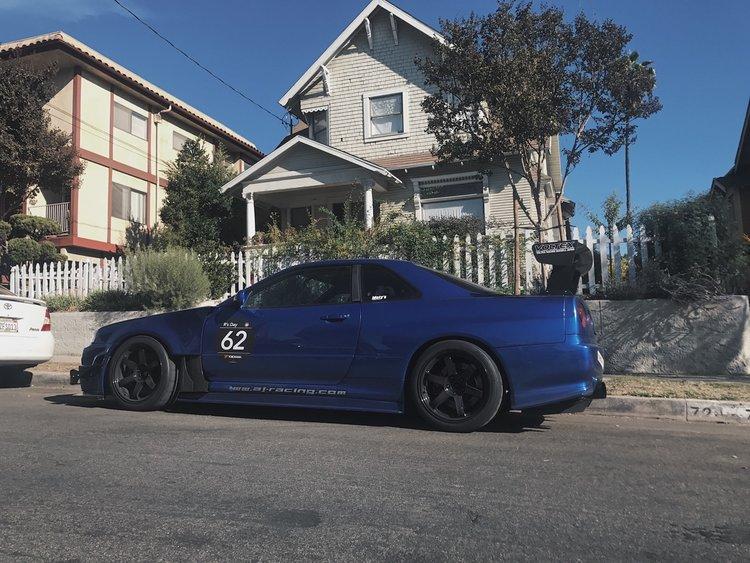 BNR34 Skyline GTR bayside blue CW collective 08.jpg