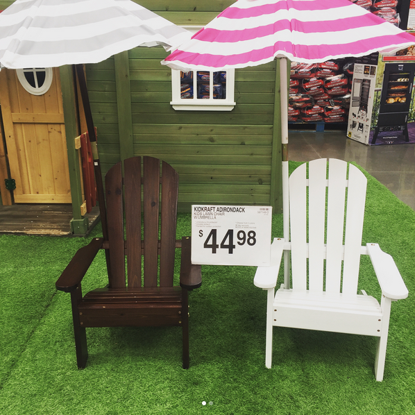 The Kiddies Deserve Some Great Patio Furniture In The Backyard So They Can  Spend More Time Outside. Samu0027s Club Is Selling The CUTEST Kids Patio  Furniture At ...