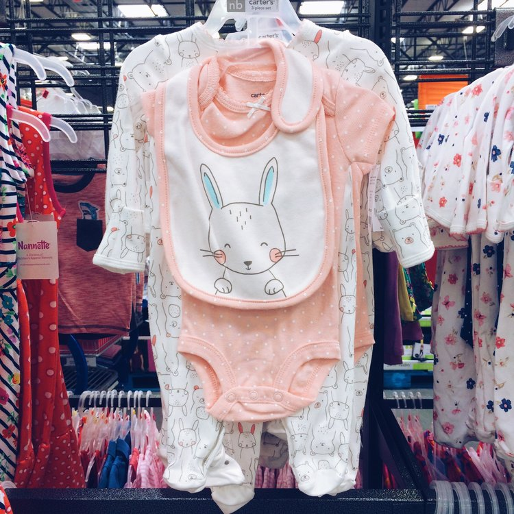 ae3189169165 ... Sam s Club is CARTER S. They have a really cute collection of 3-piece  sets for 9 month old babies. They have 2 designs for both lil boys and  girlies ...