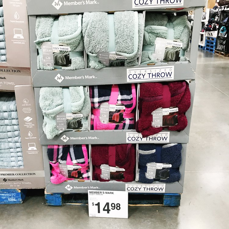 More Oversized Cozy Throw Blankets Sam S Simple Savings