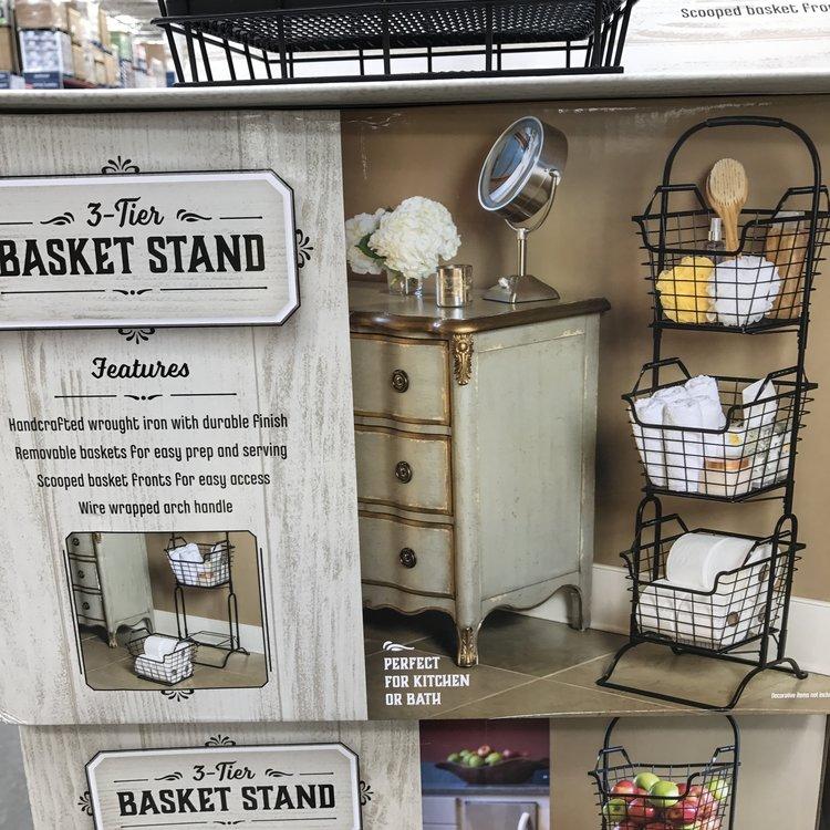 3 Tier Basket Stand Sams Simple Savings