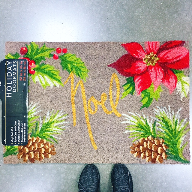 Holiday Door Mats