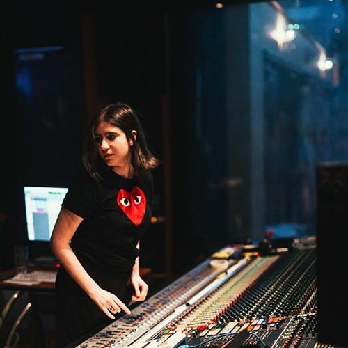 Antonia Gauci – <br> Sound Engineer, Writer, Producer
