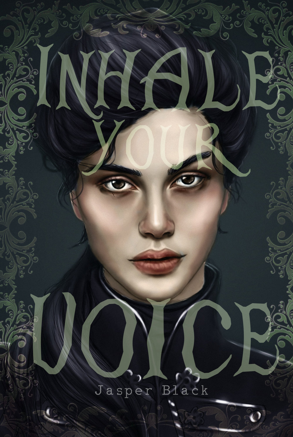 Book #5- Inhale Your Voice (TBA)