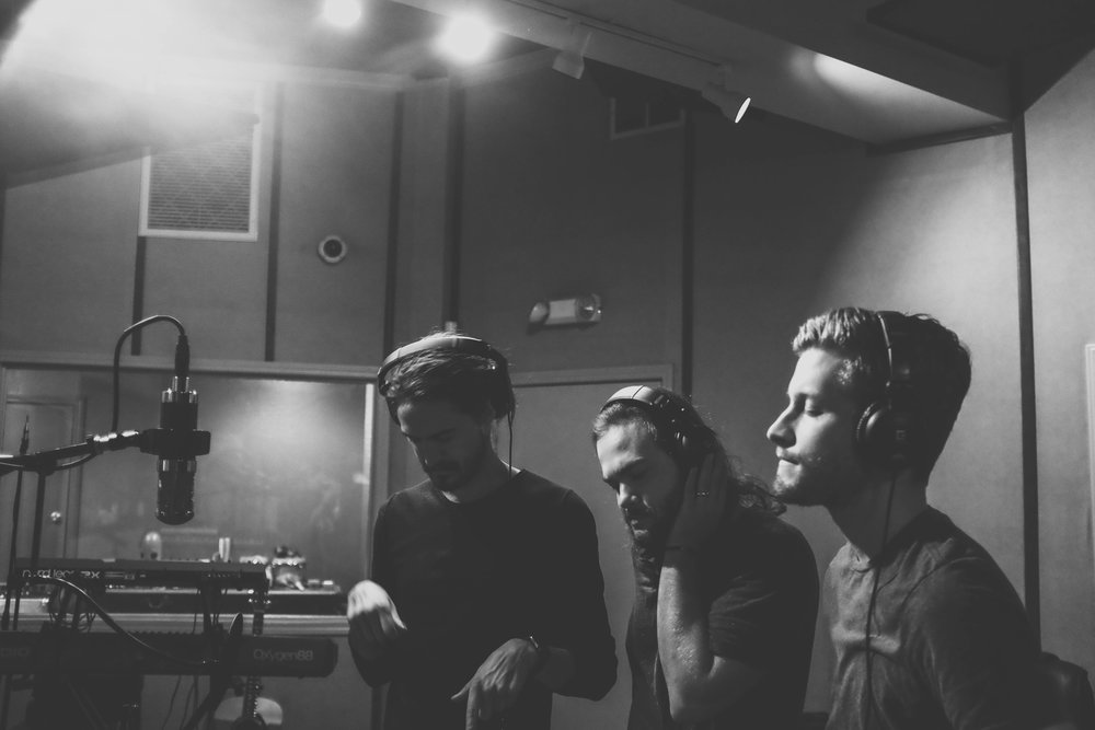 Brumby recorded both of their recent singles at Battle Born Studios in Las Vegas, NV.