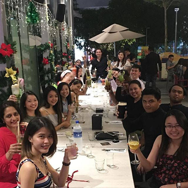 What a year it has been! GO-Getters celebrating the festive season with good food and even better company! 🎄 Cheers to the year that was and the year ahead! 🥂