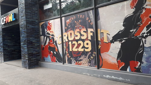 Get Fit MNL Crossfit 1229 Makati