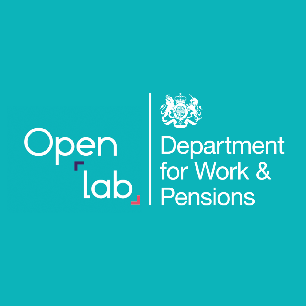 Department for Work & Pensions How can you deliver big impact with only a small team? Presented with this problem by the Minister for Disabled People, we created OpenLab: an action-led group of over 250 individuals, from FTSE 100 CEOs to entrepreneurs, campaigners and VCs who tackle 'participation' challenges and opportunities.