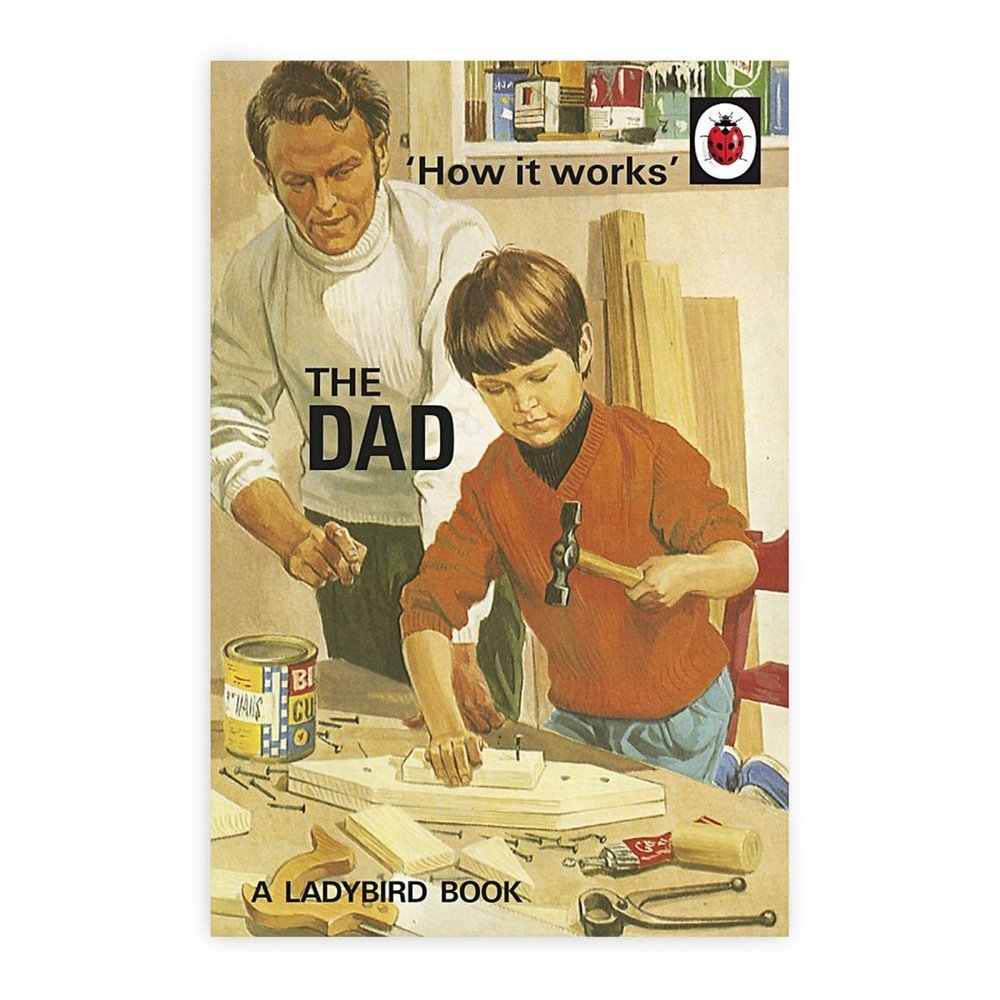 HOW IT WORKS: THE DAD - He's new to this whole
