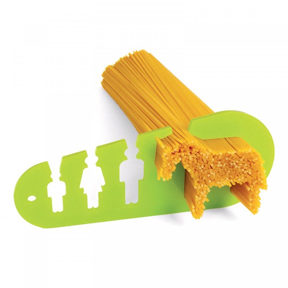 I COULD EAT A HORSE SPAGHETTI MEASURER  - Literally if he has everything in the world, he might not have this.