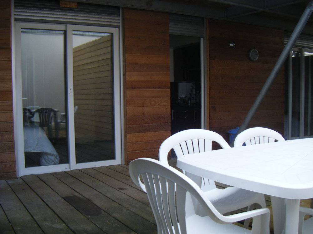 Biarritz Surf Camp, 3 rooms flat - terrace
