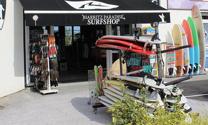 SURF EQUIPMENT RENTALS -