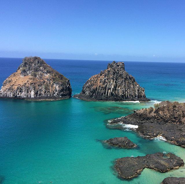 Fernando de Noronha! Crasy spot!! #bluewater #sableblanc #holidays #surfinglife