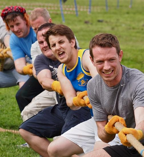 Mini Highland Games -