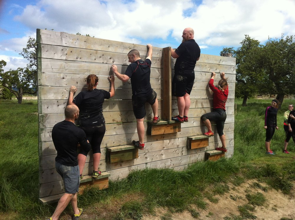 Assault Course -