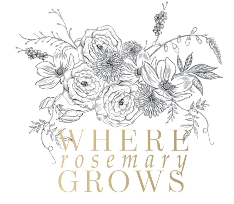 where rosemary grows