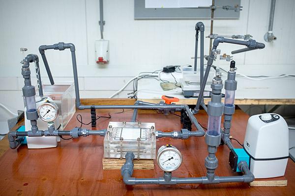 Lab & pilot testing -