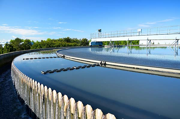 Municipal wastewater - Recovery of valuable materials like ammonium, clean water and biogas.