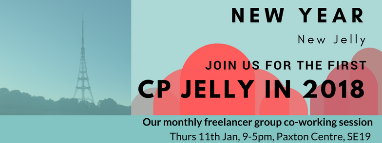 All remote-workers welcome to join the Crystal Palace Freelancers, for a day of friendly co-working upstairs at the Paxton Centre. For this monthly meet-up: the upstairs hot-desk space will be made available for FREE on a drop-in basis. Includes WiFi + there are accessible sockets. Table-sharing encouraged.  Please buy a drink, snack or even a piece of art, to support the work of the Paxton Centre, while you enjoy the facilities on Jelly days. Full café service, breakfast and lunch options available.  Upcoming Jelly skill-share session/s to be confirmed...  Paxton Centre hot-desks are available during normal working hours on other weekdays (Tue-Fri) at rate of £5 for 4 hours. Includes welcome drink.