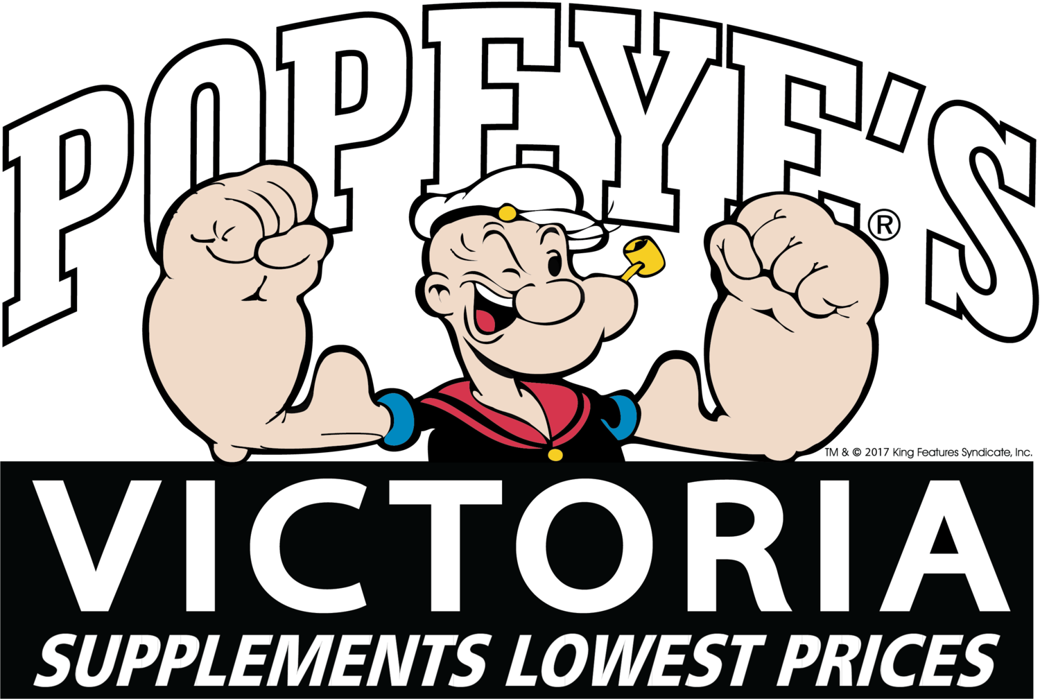 Popeye's Supplements Victoria