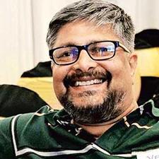 Venkat Krishnan Founder, GiveIndia -