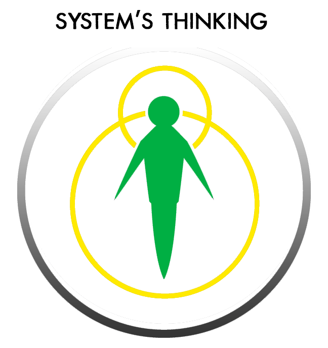 We develop the capacity to push our understanding to be aware of interconnections of all systems. In turn focusing on the long-term rather than quick-fixes.