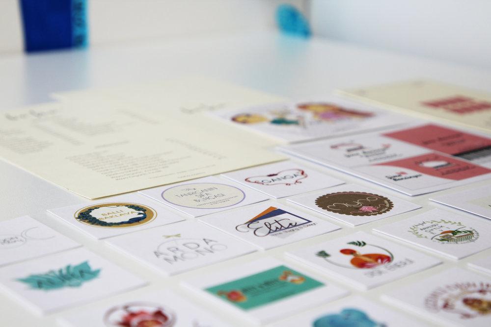 Marka Tasarım Atölyesi - Logo ve Kurumsal Kimlik Tasarımları