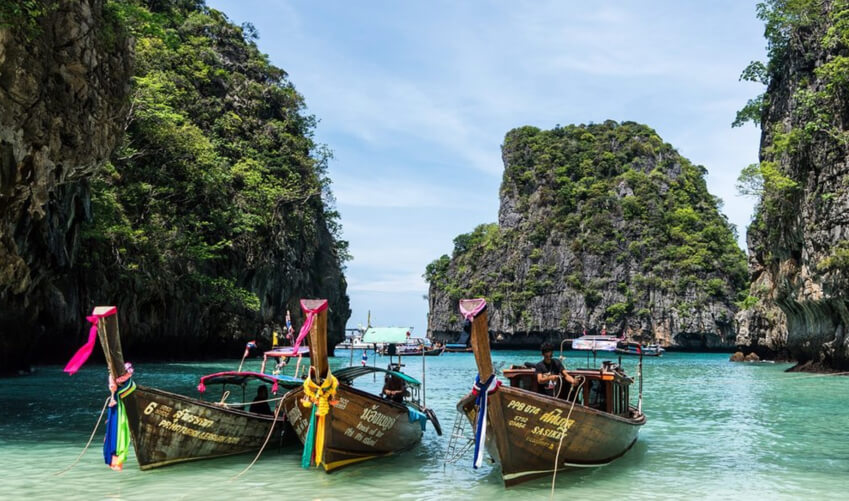 SE Asia – past program - Sep – Dec 2017Bali, Thailand, Vietnam