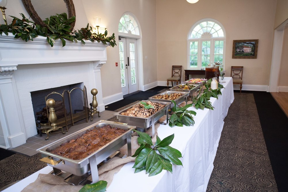 LUXE Catering Tallahassee Florida Private Dining