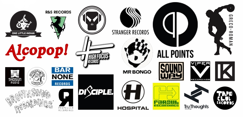 Plus many more... - Our roster of distributed labels and artists signed to our label services division is vast, and growing all the time. To keep up to date with our favourite new releases, check out our ever-changing 'Ones To Watch' playlist over on Spotify or get in touch to be added to our mailing list.