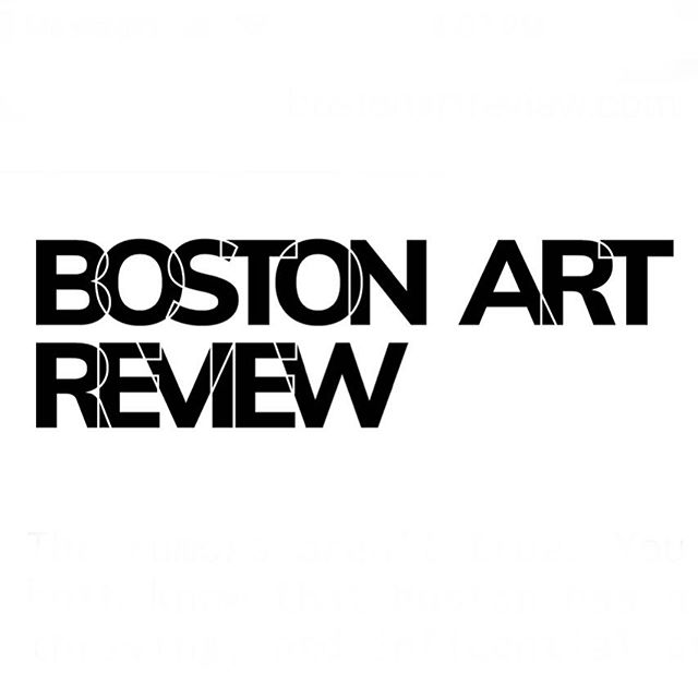 "Our last show ""junkspace"" was featured this week on Boston art review! Check it out at bostonartreview.com"