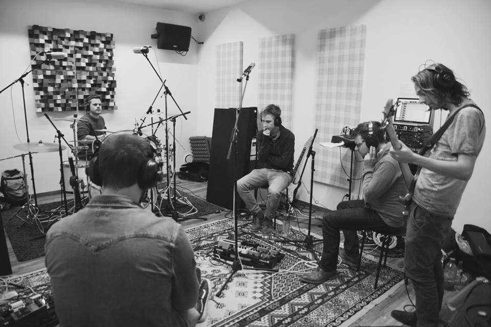 Workshop Band Recording -