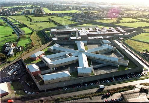 Coverhill Prison, Dublin