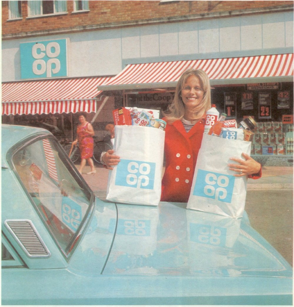 CO-OP Branding from 1968