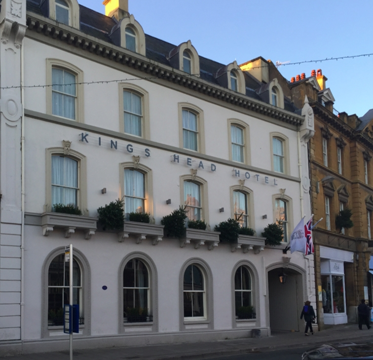 The Kings Head Hotel, Cirencester, 2014
