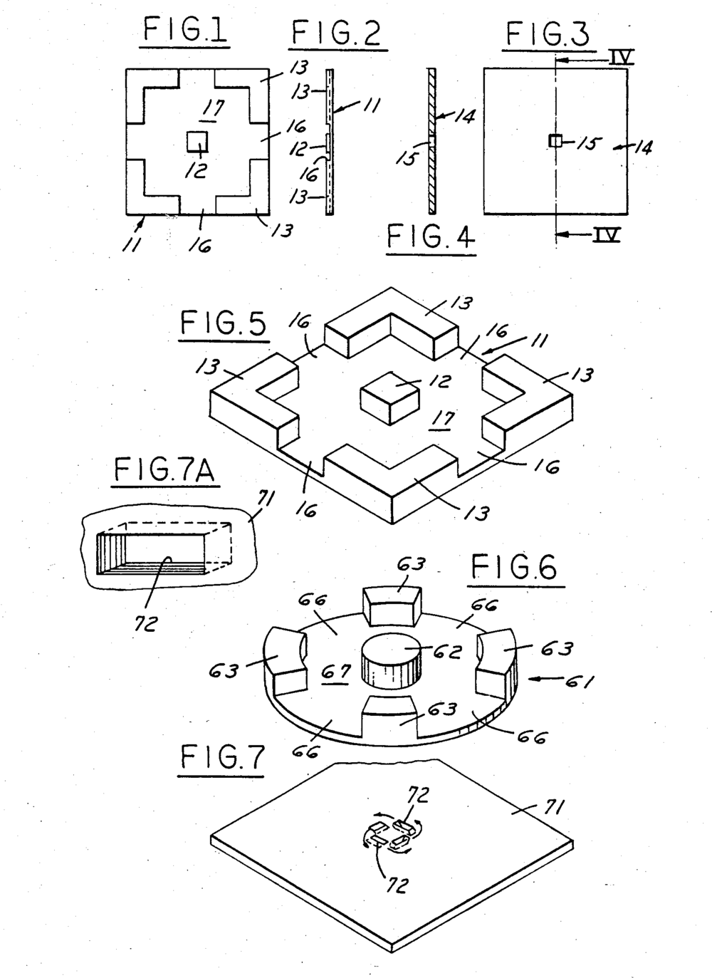 """Method for Fabricating a Silicon Valve""   Patent number 4,628,576    Filing date: Sep 9,1985, Issue date: Dec 16, 1986 Inventors Joseph M. Giachino, James W. Kress"
