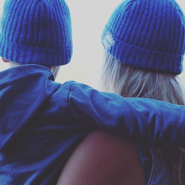 #sneakpreview 🤩 Beanies für die ganz Kleinen, nicht mehr ganz so Kleinen und Mon&Dads. Lambswool & made in Austria, limitiert. #enjoydraussen #draussenkidsouterwear #madeinaustria #lambswool #lammwolle #premiumquality #kidsheadwear #mountainlovers #wildchild #beanies